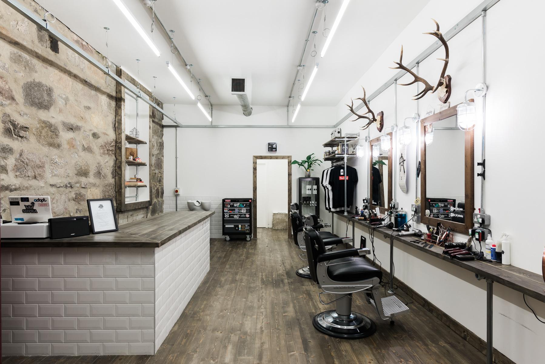 Our Aberdeen barber shop